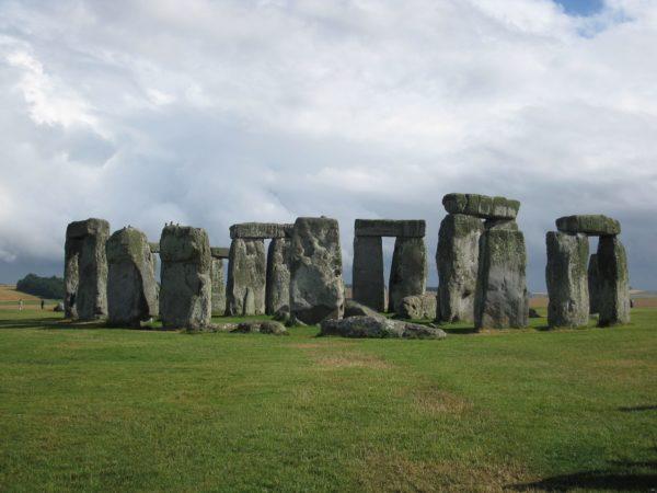 Stonehedge: complètement fou!